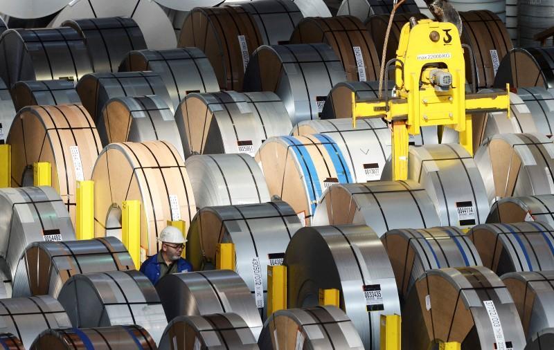 وضعیت خرید آلیاژ استیل اروپا