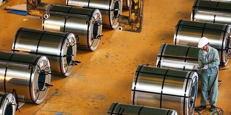 استیل چین نگران ظرفیت جدید تولید